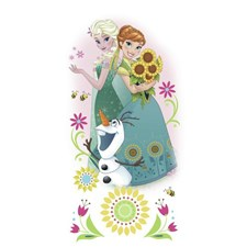 RMK3018GM Disney Frozen Fever Group Giant Decal by York