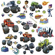 RMK3119SCS Blaze & The Monster Machines by York