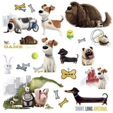 RMK3195SCS Secret Life Of Pets by York