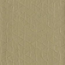 Tan/Silver Geometrics Wallcovering by York