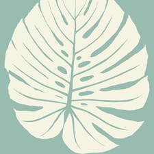 VA1235 Bali Leaf by York