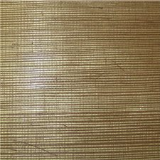 Gold/Brown/Metallic Metallic Wallcovering by Kravet Wallpaper