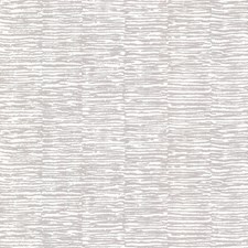 White/Silver/Metallic Modern Wallcovering by Kravet Wallpaper