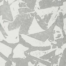 Silver Modern Wallcovering by Kravet Wallpaper