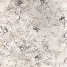 Greige Botanical Wallcovering by Kravet Wallpaper