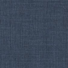 Dark Blue/Indigo Solid Wallcovering by Kravet Wallpaper