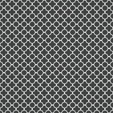 Ebony/Ivory Geometrics Wallcovering by York