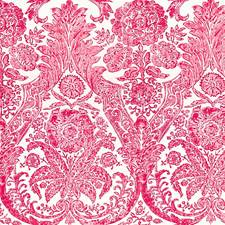 Raspberry Non-woven Wallcovering by Scalamandre Wallpaper