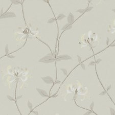 Grey/Brown/Yellow Wallcovering by Scalamandre Wallpaper